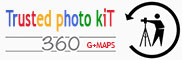 google trusted photographer kit